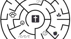 Doolhof van gebed